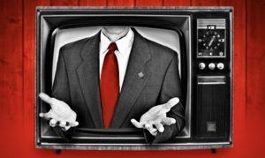 Read more about the article สื่อทีวีกลายเป็นเครื่องมือ โจมตีทางการเมือง